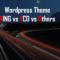 Wordpress TCD WING