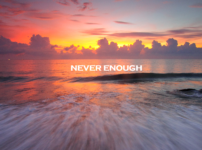 never enough インフォマスターズ